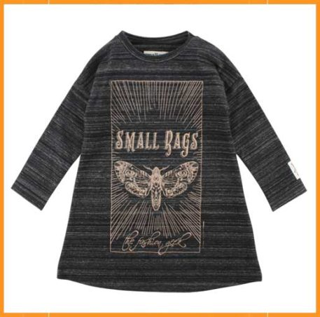 Small Rags Dress Magnet