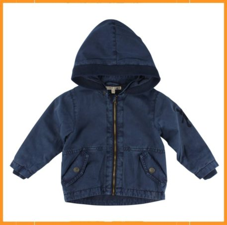 Small Rags Rust Jacket