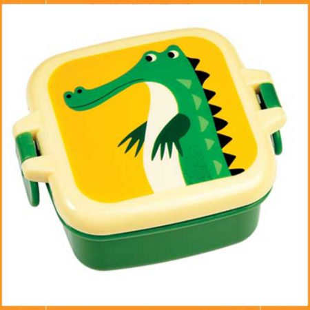 Snackdoosje Crocodile