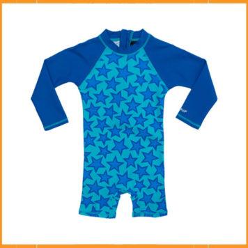 Villervalla UV-suit Azur