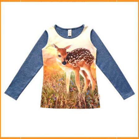 WILD longsleeve Ludy Bambi