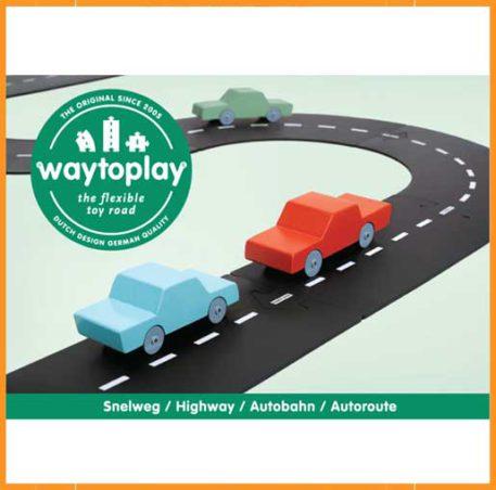 WaytoPlay 24-delige Snelwegset