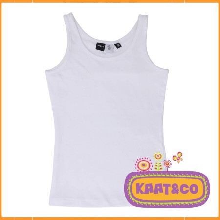 Molo top Rany White