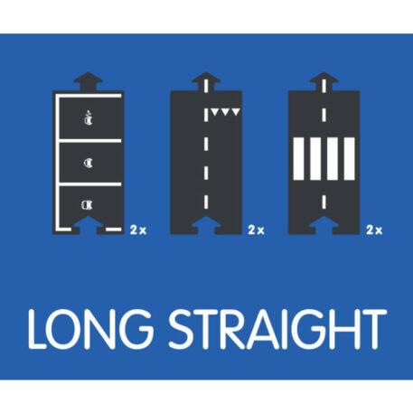WaytoPlay Uitbreidingsset Long Straight 6 ST