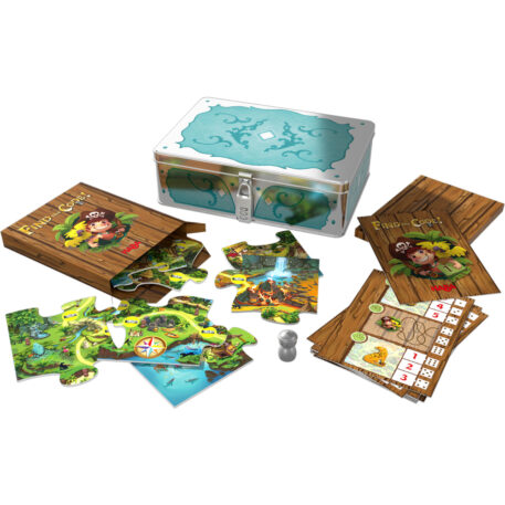 Haba Spel Find the Code! Pirateneiland 5+
