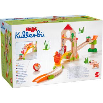 Haba Knikkerbaan Kullerbü Kippendomino