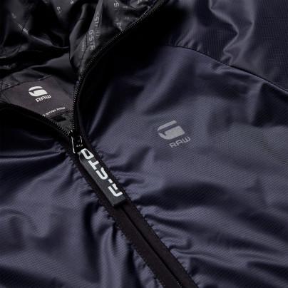 G-Star Street Jacket Mazarine Blue