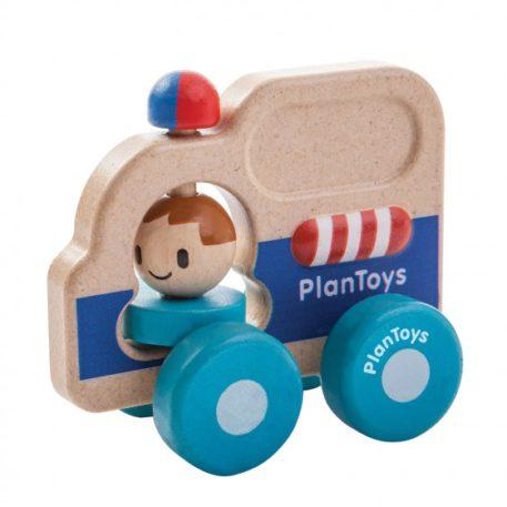 Plan Toys Reddingswagen